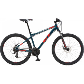 GT Bicycles Aggressor Expert - VTT - bleu